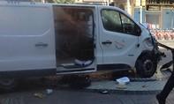 Lái xe tải tông xe vào đám đông ở Tây Ban Nha khiến nhiều người bị thương