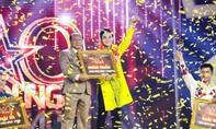 Lê Nguyễn Trường Giang bất ngờ giành ngôi quán quân Sao Nối Ngôi