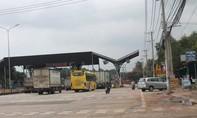Tài xế taxi phải đi đường vòng vì 'ngại' qua trạm thu phí tuyến tránh Biên Hòa