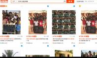 Trẻ em châu Phi bị lợi dụng trên trang mua sắm Taobao