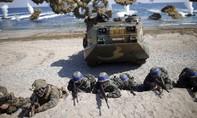 Hai binh sĩ Hàn Quốc tử vong khi tập trận