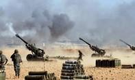 Quân đội Li-băng mở chiến dịch bố ráp IS