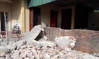 Sập tường phòng giao dịch ngân hàng khiến một người tử vong