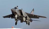 Máy bay chiến đấu NATO bay chặn máy bay Nga gần không phận Estonia