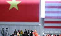 Quốc ca Việt Nam lần đầu vang lên tại SEA Games 29