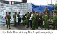 Đăng thông tin thảm sát 8 người chết để nhận tiền 'hoa hồng'
