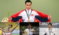 Thể thao Việt Nam giành 12 HCV trong ngày thi đấu thứ 4