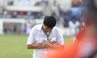 HLV Hữu Thắng từ chức ngay sau trận thua đậm trước U22 Thái Lan