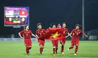 Thắng đậm Malaysia, tuyển nữ Việt Nam giành HCV SEA Games