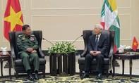 Lực lượng vũ trang Việt Nam và Myanmar: Quan hệ đối tác hợp tác toàn diện