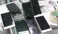 Hàng trăm iPhone nhập lậu qua đường chuyển phát nhanh
