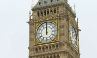 Người dân Anh xúc động khi nghe tiếng đồng hồ Big Ben lần cuối