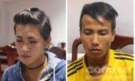 Cặp đôi 9X đóng giả tình nhân gây ra 25 vụ trộm