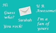 Ứng dụng đình đám Sarahah đánh cắp dữ liệu người dùng