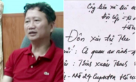 """Ông Trịnh Xuân Thanh: """"Tôi đã ra đầu thú"""""""