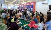 Giải thể thao Poker thử nghiệm TP.HCM có dấu hiệu vi phạm luật