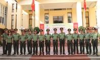 Phát động thi đua chào mừng 70 năm ngày Chủ tịch Hồ Chí Minh có 6 điều dạy CAND