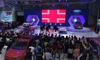 [VMS 2017] Ford trìng làng công nghệ tại gian trưng bày
