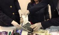"""Bắt người phụ nữ """"cõng"""" ma túy từ Brazil về Việt Nam qua đường hàng không"""