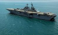 Quân đội Mỹ cử tàu chiến hỗ trợ Texas sau bão Harvey
