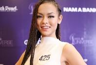 Mai Ngô gây bất ngờ khi tái xuất tại Hoa hậu Hoàn vũ 2017