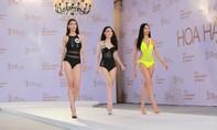Chiêm ngưỡng thân hình nóng bỏng của thí sinh HHHV trong trang phục bikini