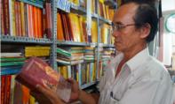 Người đàn ông nặng lòng với sách và tiệm sách 'mở' cho mọi người