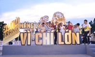 Lễ hội bia Sư tử trắng - 'nâng ly vì chí lớn'