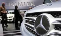 Mercedes-Benz Việt Nam triệu hồi hơn 1.200 xe