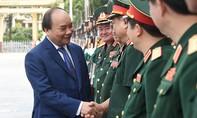 """Thủ tướng Nguyễn Xuân Phúc: Có biện pháp bảo vệ Tổ quốc """"từ sớm, từ xa"""""""