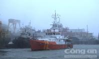 Vượt biển ngày dông bão cứu 11 ngư dân gặp nạn