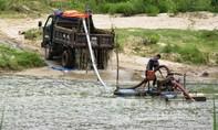 Những con sông biến dạng vì 'cát tặc' (Kỳ I)