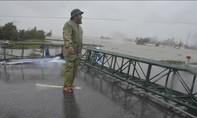 111.655 ngôi nhà tại Hà Tĩnh và Quảng Bình bị sập và tốc mái do bão số 10