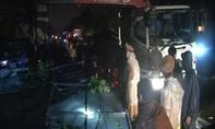 Công an Thừa Thiên – Huế trắng đêm ứng phó mưa bão