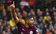 Aguero lên đồng, Manchester City huỷ diệt Watford