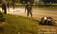 Va chạm xe tải, nam thanh niên tử vong
