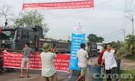 Đồng Nai: Người dân đang chặn đường vào mỏ đá Tân Cang