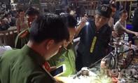 TP.HCM: Đột kích quán bar, phát hiện nhiều dân chơi phê ma túy