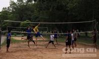 Sinh viên mong muốn cải thiện sân chơi thể thao