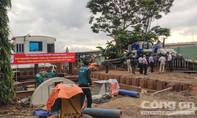 TP.HCM mong muốn doanh nghiệp thuê máy bơm 'khủng' chống ngập