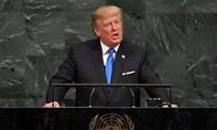 Phát biểu của tổng thống Trump tại LHQ gây chia rẽ trên diện rộng