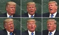 """Phát biểu tại LHQ, tổng thống Mỹ gọi Kim Jong Un là """"anh chàng tên lửa"""""""