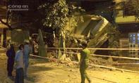 TP.HCM xử lý vi phạm trong sự cố sập 2 căn nhà ở quận Tân Bình