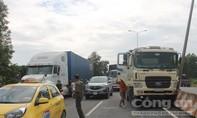 Tai nạn liên hoàn, 2 vợ chồng bị thương nặng
