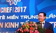 Phó thủ tướng Vương Đình Huệ khai mạc diễn đàn Kinh tế miền Trung