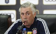 Bayern sa thải Ancelotti sau trận thua mất mặt trước PSG