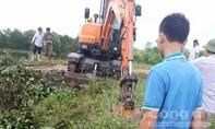 Phát hiện thi thể phân hủy trên đập Bàu Ganh