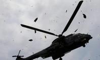 Rơi máy bay quân sự ở Congo khiến 12 người thiệt mạng