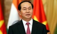 Chủ tịch nước Trần Đại Quang: Củng cố và phát triển mối quan hệ đoàn kết đặc biệt Việt Nam - Lào