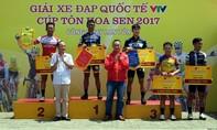 Chặng 3 Giải xe đạp quốc tế VTV - Cúp Tôn Hoa Sen 2017